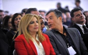 Κοινή στάση για την «καυτή» κοινοβουλευτική εβδομάδα από Γεννηματά και Θεοδωράκη