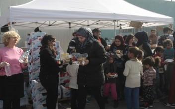 Πρόγραμμα κοινωφελούς εργασίας για το προσφυγικό