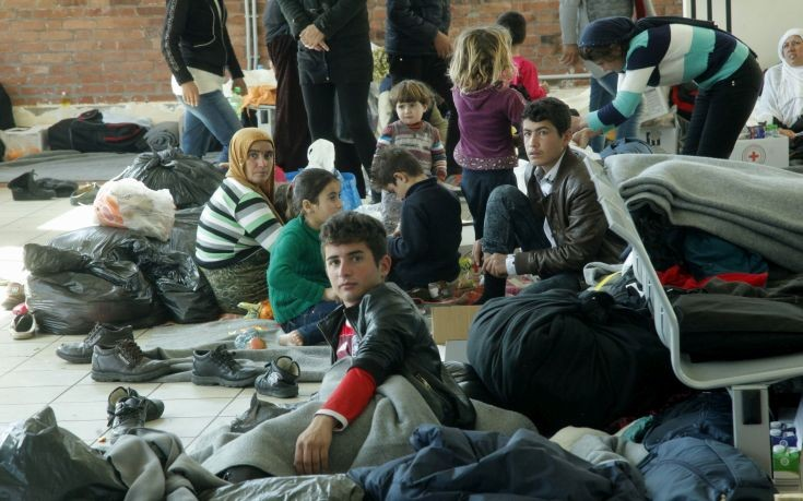 Η Αυστρία δεν θα συμμετέχει στην ανακατανομή προσφύγων