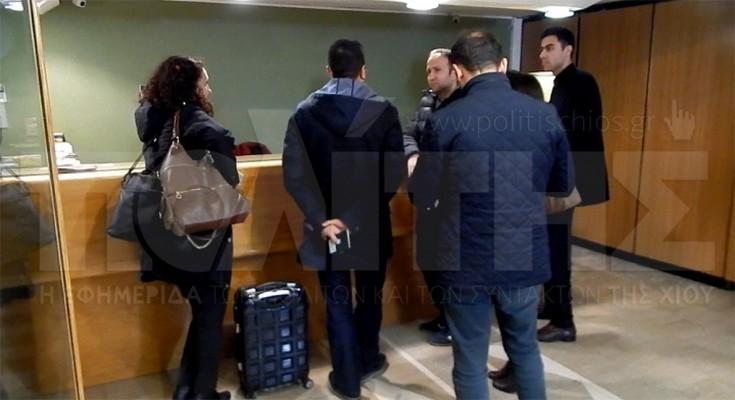 Έφθασαν οι πρώτοι Τούρκοι Αστυνομικοί στην Ελλάδα