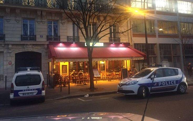 Ανταλλαγή πυροβολισμών στο Παρίσι