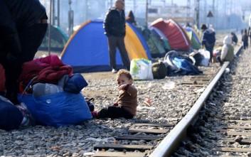 Έδωσαν χαλασμένο φαγητό στους πρόσφυγες της Ειδομένης