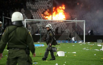 Εισαγγελέας κατά της «Θύρας 4» με αφορμή την ανακοίνωση για το ματς με τον Ολυμπιακό