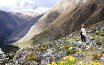 Ακολουθώντας τα βήματα των Ίνκας στο Περού