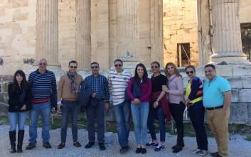 Στην Ελλάδα φιλοξενήθηκαν 9 ταξιδιωτικά πρακτορεία της Τεχεράνης