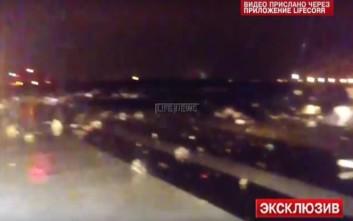 Συνετρίβη Boeing στη Ρωσία κατά την προσγείωση