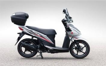 Ανακαλούνται μοτοσυκλέτες SUZUKI