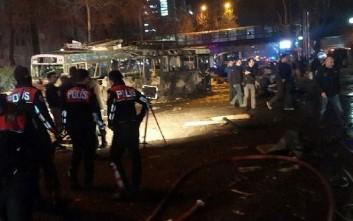 Σύλληψη τεσσάρων υπόπτων στην Τουρκία για την επίθεση στην Άγκυρα