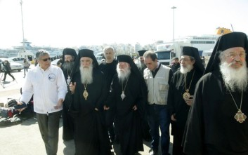 Στο πλευρό των προσφύγων η Ιερά Σύνοδος και η «Αποστολή»