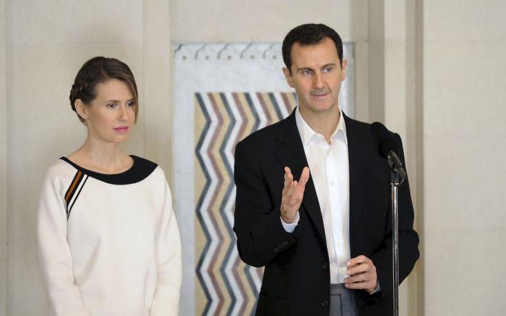Η σύζυγος του Άσαντ αποκαλύπτει: Μου πρότειναν συμφωνία για να φύγω από τη Συρία