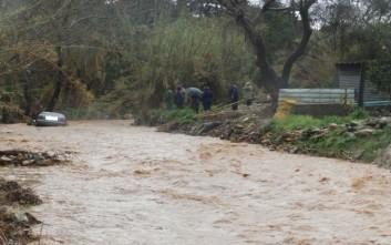 Τρεις άντρες ανασύρθηκαν νεκροί από ρέμα στην Αλεξανδρούπολη