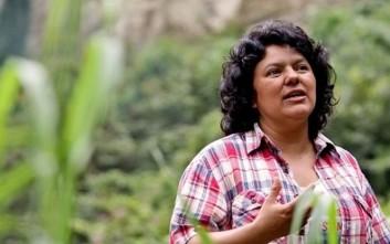 Μαφιόζικη εκτέλεση ακτιβίστριας στην Ονδούρα