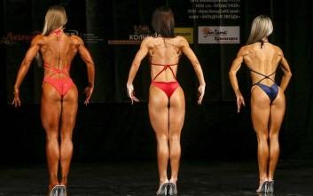 Μια μέρα στην «πρωτεύουσα του bodybuilding»