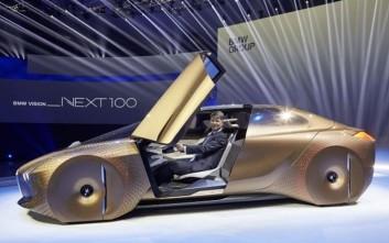 Λαμπρή εκδήλωση για τα 100 χρόνια BMW