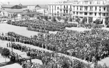 Σιωπηρή πορεία μνήμης για τους Εβραίους της Θεσσαλονίκης