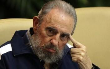 Απεβίωσε ο Φιντέλ Κάστρο