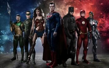 Όλο το κινηματογραφικό σύμπαν των υπερηρώων της DC που καταφτάνει ολοταχώς