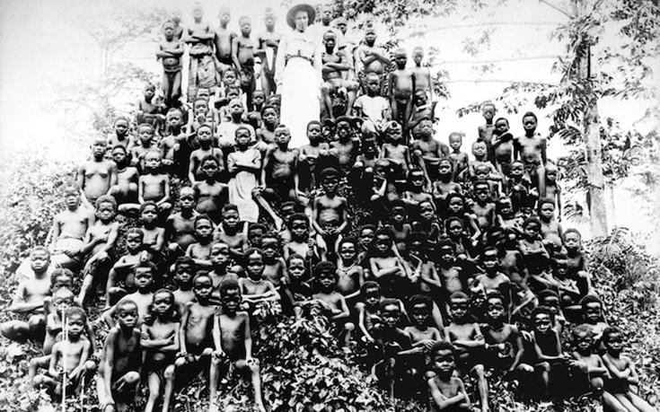 Οι ασύλληπτες θηριωδίες των Βέλγων στο Κονγκό