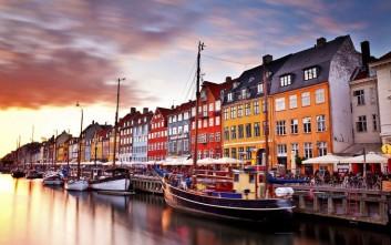 Η Δανία είναι η ευτυχέστερη χώρα στον κόσμο