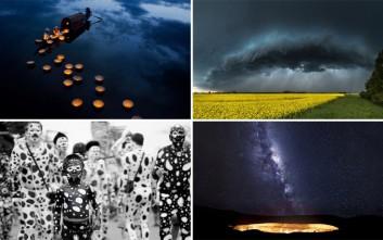Εκπληκτικά στιγμιότυπα του κόσμου μας στο φακό