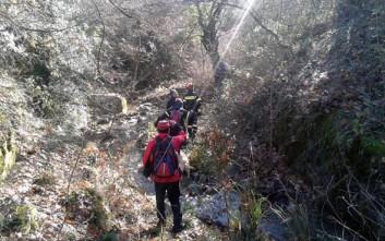 Σώοι οι πέντε ορειβάτες που αγνοούνταν στην Μαγνησία