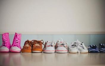 Πώς η δοκιμή παπουτσιών λίγο έλειψε να αποβεί μοιραία για ένα 4χρονο κορίτσι