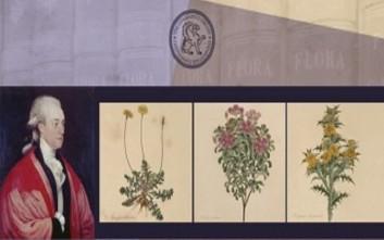 Έκθεση «Flora Graeca» στη Γεννάδειο Βιβλιοθήκη