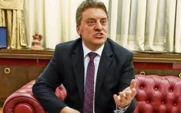 Πρόεδρος ΠΓΔΜ: Χωρίς κλειστά σύνορα, θα είχαμε γεμίσει τζιχαντιστές