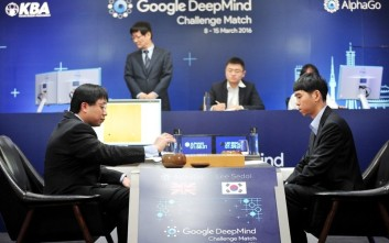 Η τεχνητή νοημοσύνη της Google θριάμβευσε στο Go