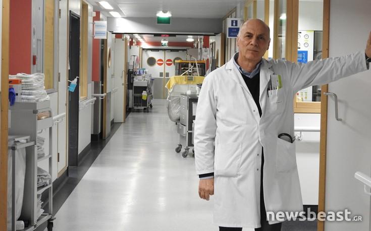 Ένας έλληνας γιατρός στο Βέλγιο, με μισθό 12.500 ευρώ, μάς δείχνει πώς είναι ένα δημόσιο νοσοκομείο