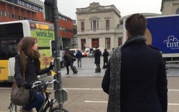 Εκκενώνουν σταθμό τρένου στο Βέλγιο λόγω απειλής για βόμβα