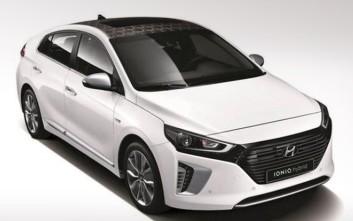Το Hyundai Ioniq στο Σαλόνι Αυτοκινήτου της Γενεύης