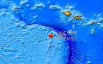 Σεισμός 6,2 Ρίχτερ στα νησιά Σαμόα