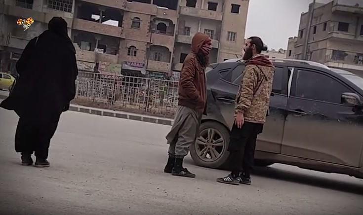 Βίντεο με κρυφή κάμερα από την «καρδιά» του Ισλαμικού Κράτους