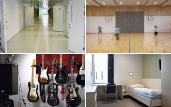 Οι φυλακές πολυτελείας στη Νορβηγία