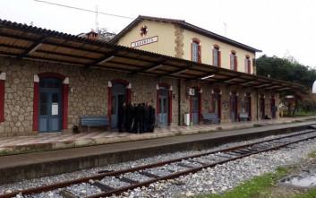 Καλαμάτα: Σταθμός του ΟΣΕ «στεγάζει» την υποψηφιότητα για πολιτιστική πρωτεύουσα