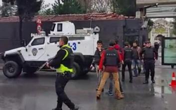 Έκλεισε λόγω απειλής το ολλανδικό προξενείο στην Κωνσταντινούπολη