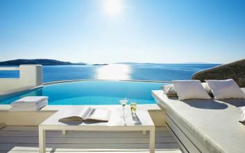 Αυτές είναι οι πιο πολυτελείς σουίτες στην Ελλάδα