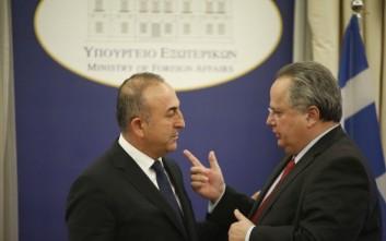 Έτοιμη να βοηθήσει την Ελλάδα και η Τουρκία