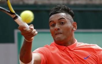 «Προελαύνει» στο τένις ο Κύργιος
