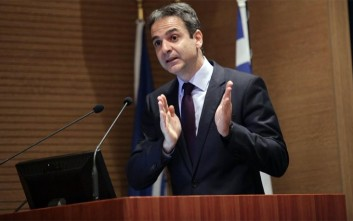 Μητσοτάκης: Εκλογές τώρα, η Ελλάδα έχει ανάγκη από οξυγόνο