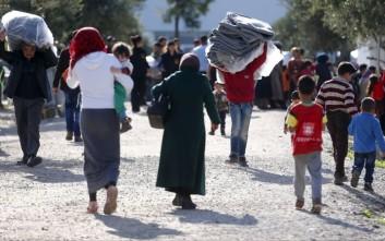 Διεθνής Αμνηστία: Καλοδεχούμενοι οι πρόσφυγες