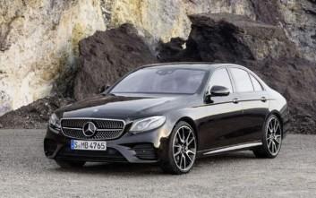 Η Mercedes-Benz παρουσίασε επίσημα την E43 AMG 4MATIC