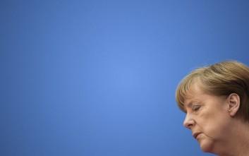 Μέρκελ: Η χθεσινή ημέρα ήταν δύσκολη για το CDU