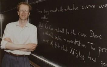 Κέρδισε το «Νόμπελ των Μαθηματικών» για την απόδειξη του τελευταίου θεωρήματος του Φερμά
