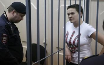 «Είμαι έτοιμη να θυσιαστώ εκ νέου στο πεδίο της μάχης για την Ουκρανία»