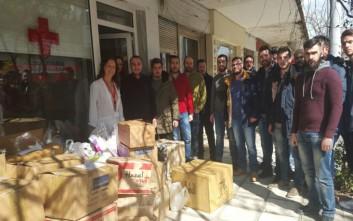 Πρωτοβουλία της ΟΝΝΕΔ για τους πρόσφυγες της Ειδομένης