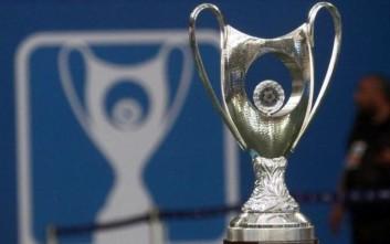 Μια εβδομάδα νωρίτερα ο φετινός τελικός του Κυπέλλου Ελλάδας