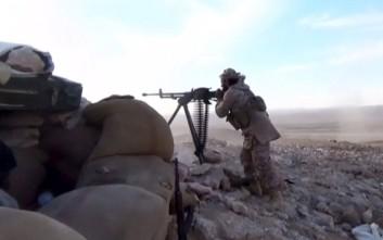 Σε απόσταση 40 χιλιομέτρων από τη Ράκα οι δυνάμεις του συριακού στρατού