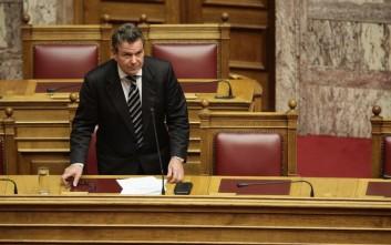 Πετρόπουλος: Δεν είναι στην πολιτική αντίληψη της ΝΔ η ενίσχυση των αδυνάτων